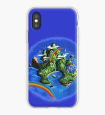 Vinilo o funda para iPhone Isla Neverland