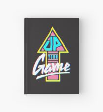 Up your game - TV version Hardcover Journal
