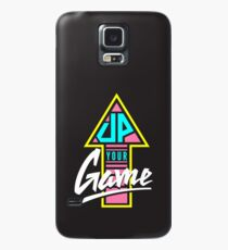 Up your game - Flat version Case/Skin for Samsung Galaxy