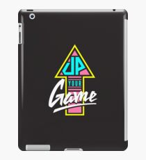 Up your game - Flat version iPad Case/Skin