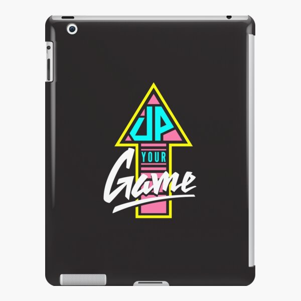 Up your game - Flat version iPad Snap Case
