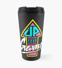 Up your game - Flat version Travel Mug