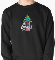 Up your game - Flat version Pullover Sweatshirt