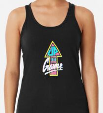 Up your game - TV version Racerback Tank Top