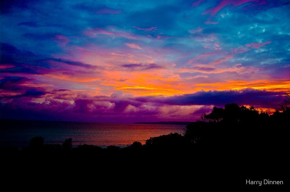 Island Beach, Kangaroo Island Anzac Day Sunrise by Harry Dinnen