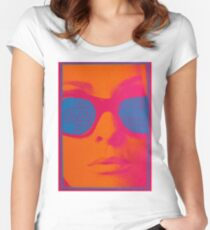in her eyes Women's Fitted Scoop T-Shirt