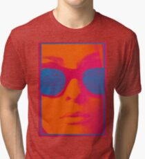 in her eyes Tri-blend T-Shirt