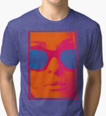 in her eyes Tri-blend T-Shirt