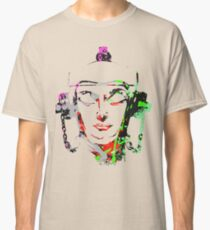 Fire Hydrant With Headset 4# Classic T-Shirt