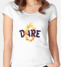 Dare Women's Fitted Scoop T-Shirt