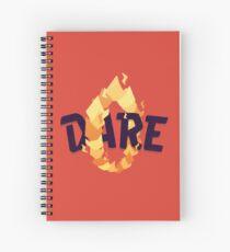 Dare Spiral Notebook