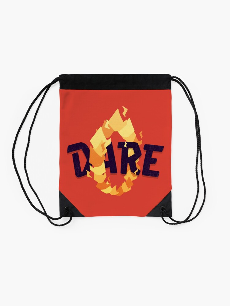 Alternate view of Dare Drawstring Bag