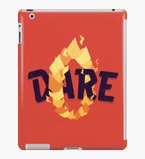 Dare iPad Case/Skin