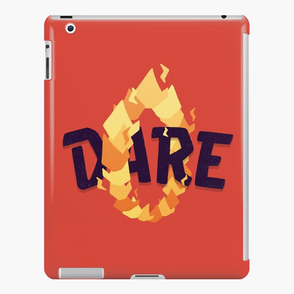 Dare iPad Case & Skin