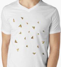 metallics triangle tumblr home decor! Men's V-Neck T-Shirt