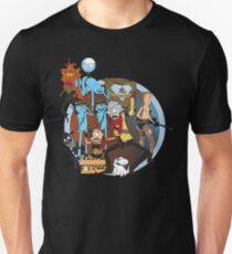 Rick and Morty Metal Gear T-Shirt