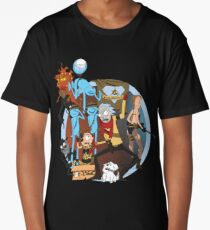 Rick and Morty Metal Gear Long T-Shirt