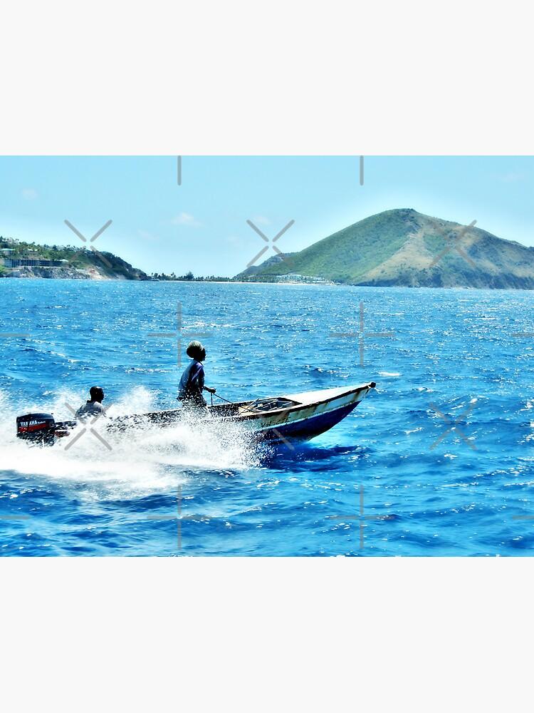 Indigo Seas by photorolandi