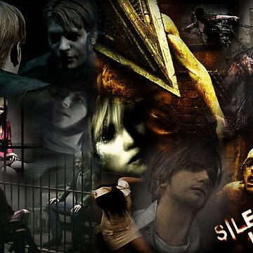 Silent Hill collage by HHAE