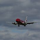 Another flight coming in to launceston airport by UncaDeej