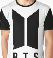 BTS NEW LOGO Graphic T-Shirt
