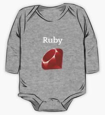 Ruby Programming One Piece - Long Sleeve