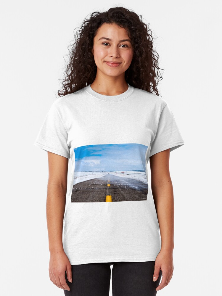 Alternate view of Route 66 Classic T-Shirt