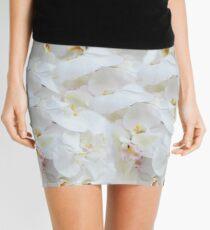 WHITE PEDALS Mini Skirt