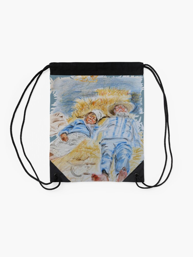 Alternate view of Ingedommeld Drawstring Bag