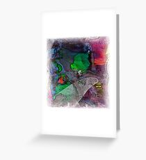 The Atlas Of Dreams - Color Plate 48 Greeting Card