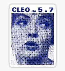 Cléo Sticker