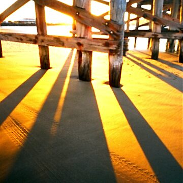 WPPD 2008 - Coffs Harbour jetty at sunrise by DuncanW