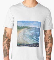 Kelly's Beach. Bargara. Queensland Australia. Men's Premium T-Shirt