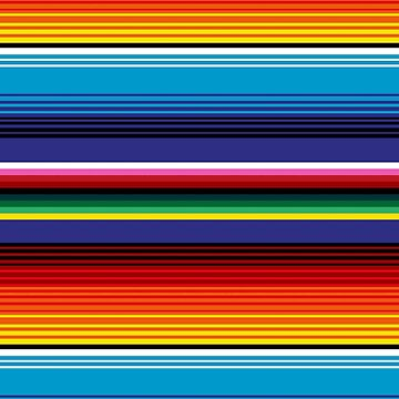 The Mexican Stripes - 3 by ymgraphix