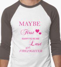 THIS GIRL LOVES HER FIREFIGHTER T-Shirt
