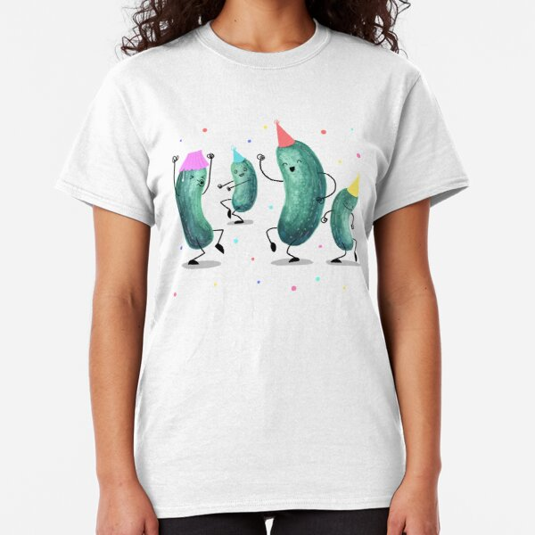 Pickle Party! Classic T-Shirt
