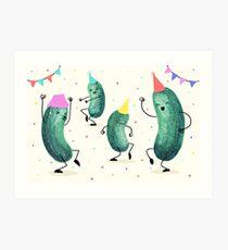 Pickle Party! Impression artistique