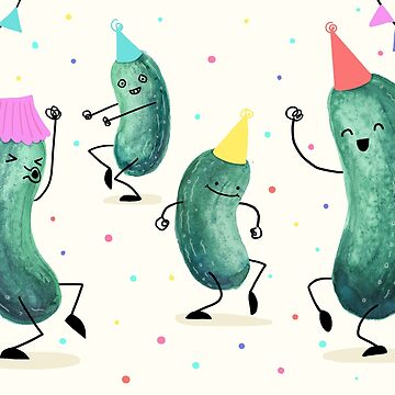 Pickle Party! by littleclyde