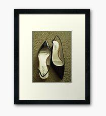 GUESS Framed Print