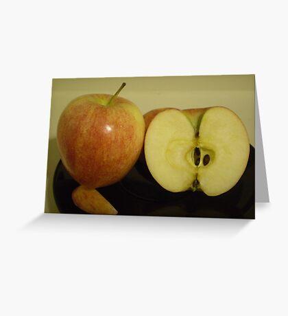 APPLES Greeting Card