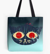 Mae - Nightmare eyes Tote Bag