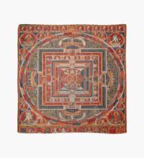 Mandala of the Forms of Manjushri, the Bodhisattva of Transcendent Wisdom Scarf
