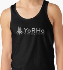 YoRHa Tank Top