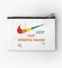 CHIEF OPERATING ENGINEER BEST COLLECTION 2017 Studio Pouch