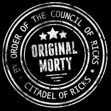 Original Morty - Certified by Malupali