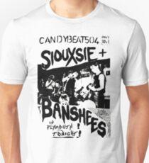 Camiseta unisex Folleto de Siouxsie