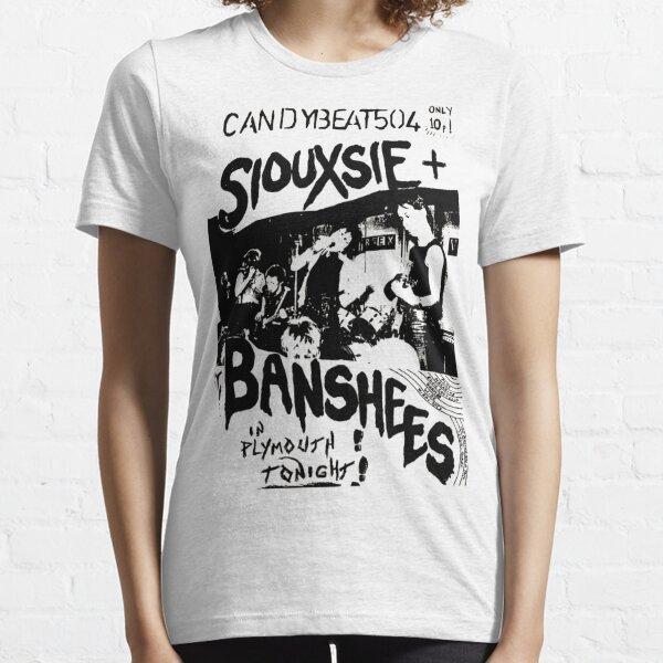 Dépliant Siouxsie T-shirt essentiel