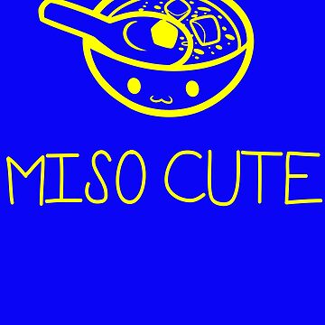 MISO CUTE T-SHIRT by goool