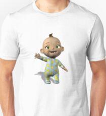 Smiling Baby Unisex T-Shirt