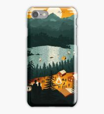 Cottage Country iPhone Case/Skin